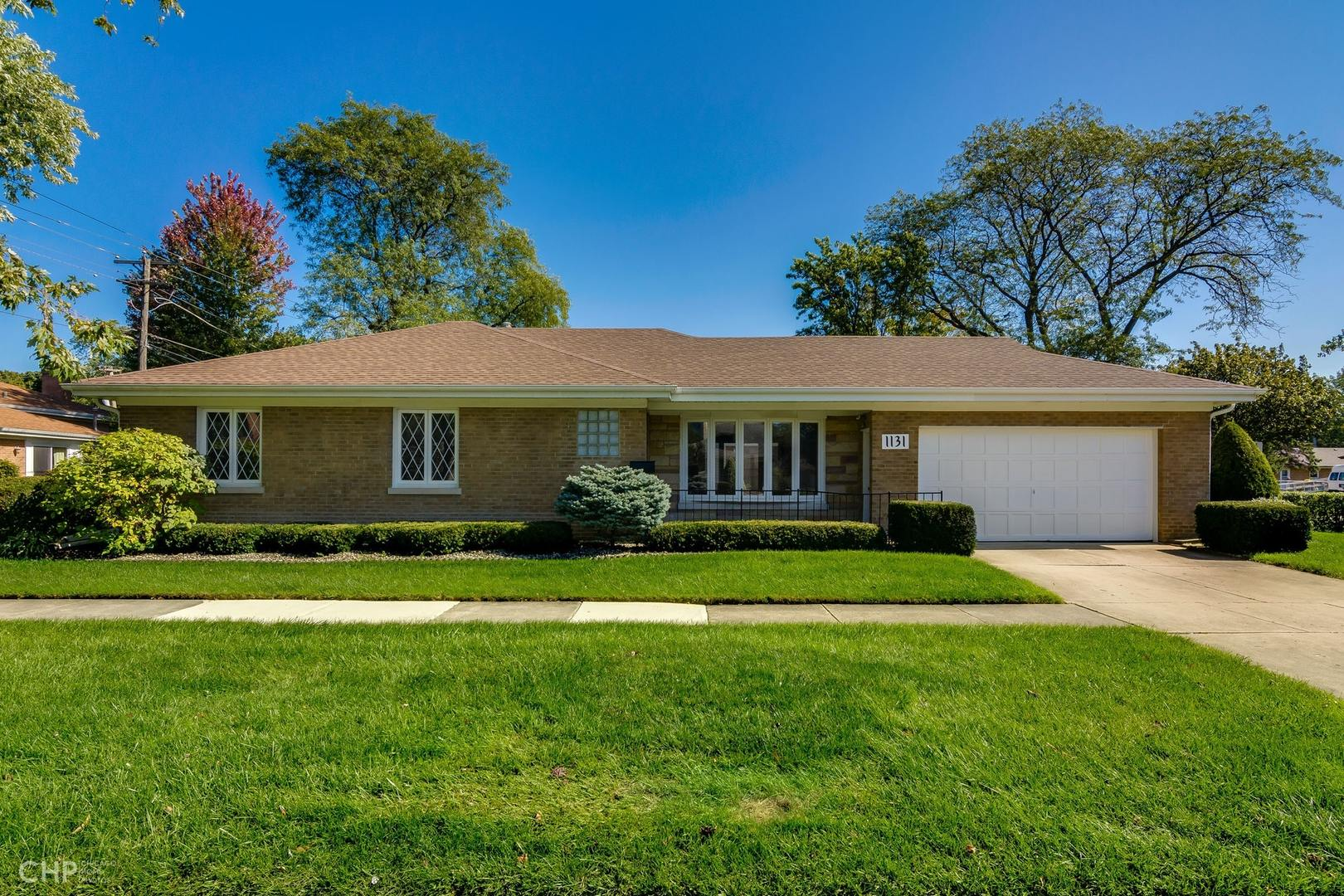 1131 South Lincoln Avenue, Park Ridge in Cook County, IL 60068 Home for Sale