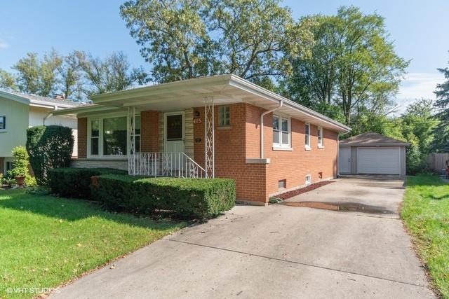 415 North Lincoln Avenue, Park Ridge in Cook County, IL 60068 Home for Sale