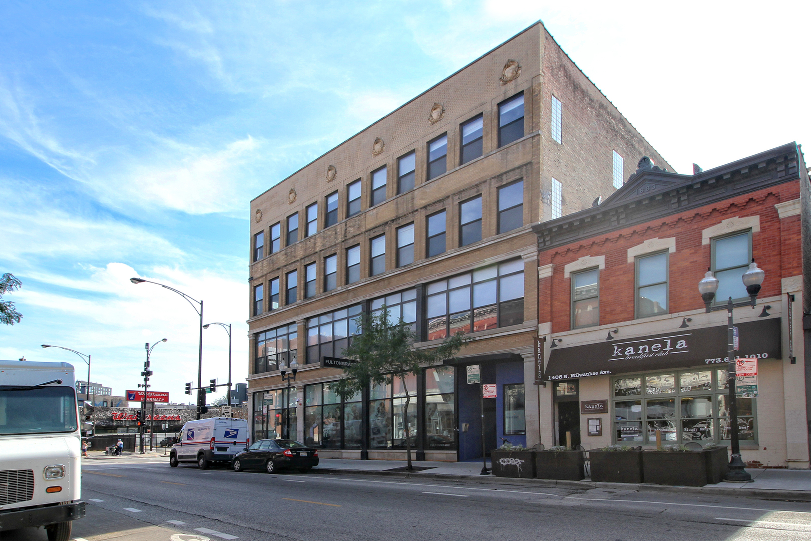 1400 North Milwaukee Avenue, Bucktown in Cook County, IL 60622 Home for Sale