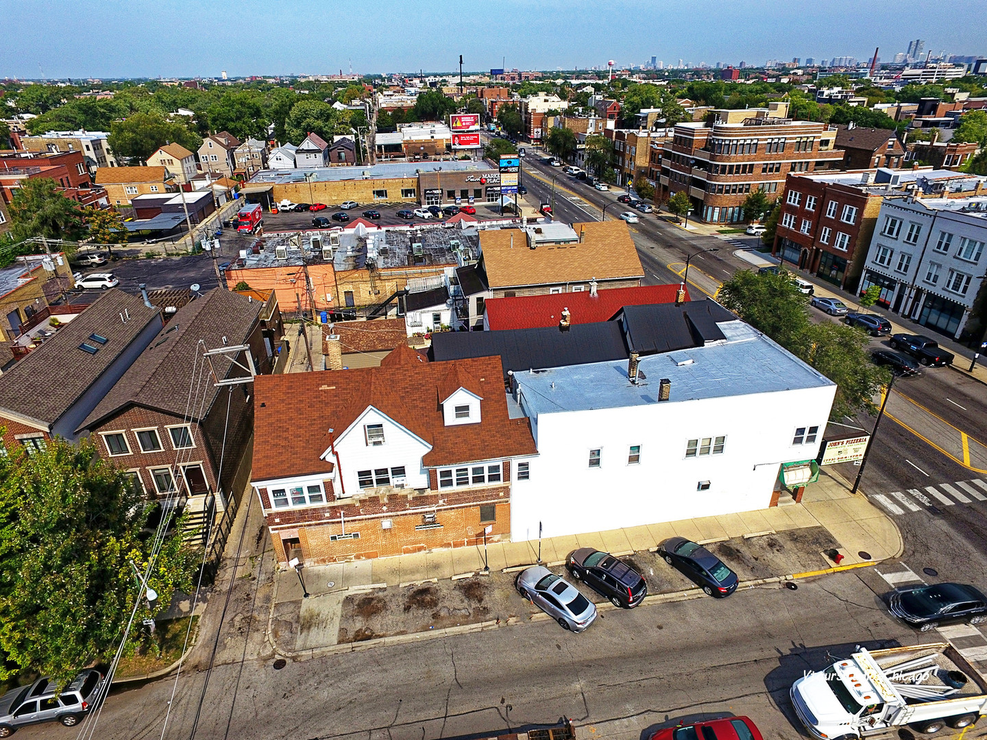 2108 North Western Avenue, one of homes for sale in Logan Square