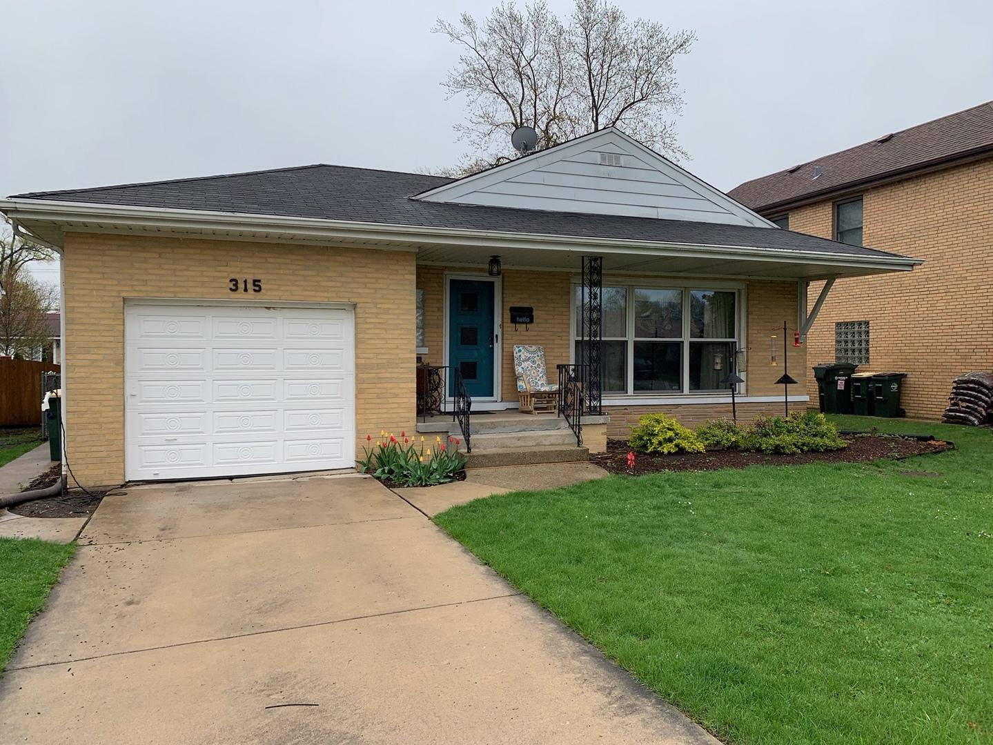 315 North Seminary Avenue, Park Ridge in Cook County, IL 60068 Home for Sale