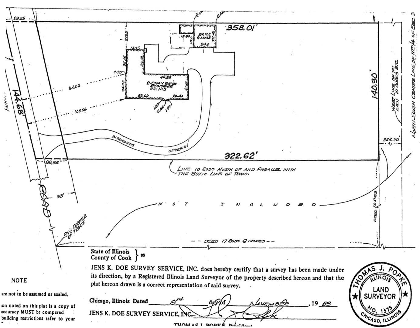 1115 Shermer Road, Glenview, Illinois