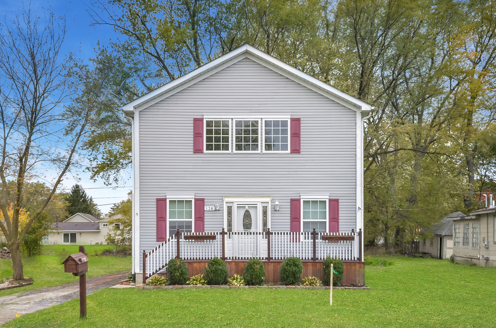 138 North Crystal Beach Avenue, Crystal Lake in Mc Henry County, IL 60014 Home for Sale