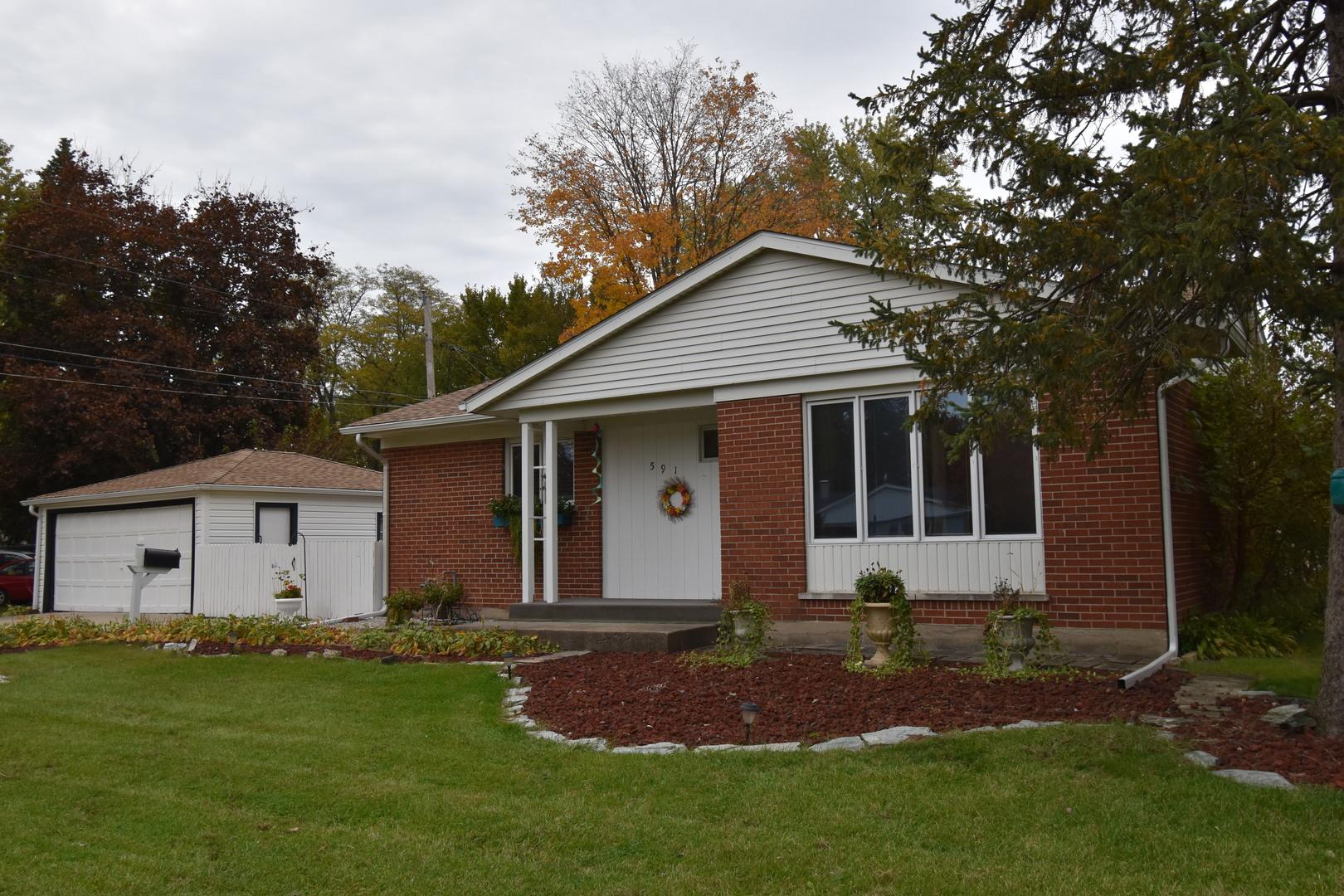 591 AUDREY Lane, Wheeling, Illinois