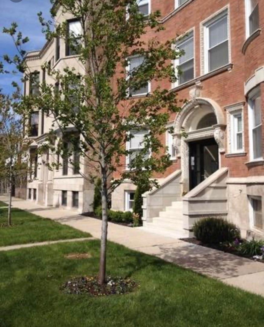 4537 South Indiana Avenue, Kenwood, Illinois