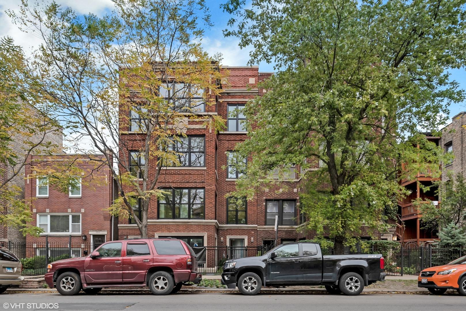 1508 West Addison Street, Chicago-Near West Side, Illinois