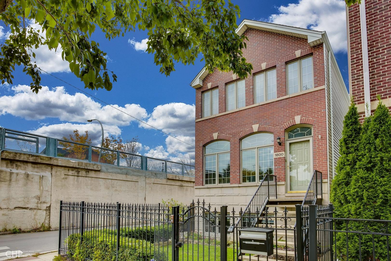 One of Logan Square 4 Bedroom Homes for Sale at 1800 North WASHTENAW Avenue