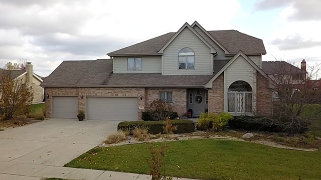 2912 Taylor Glen Drive, New Lenox in Will County, IL 60451 Home for Sale
