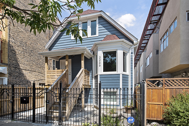 3266 West ARMITAGE Avenue, Logan Square, Illinois