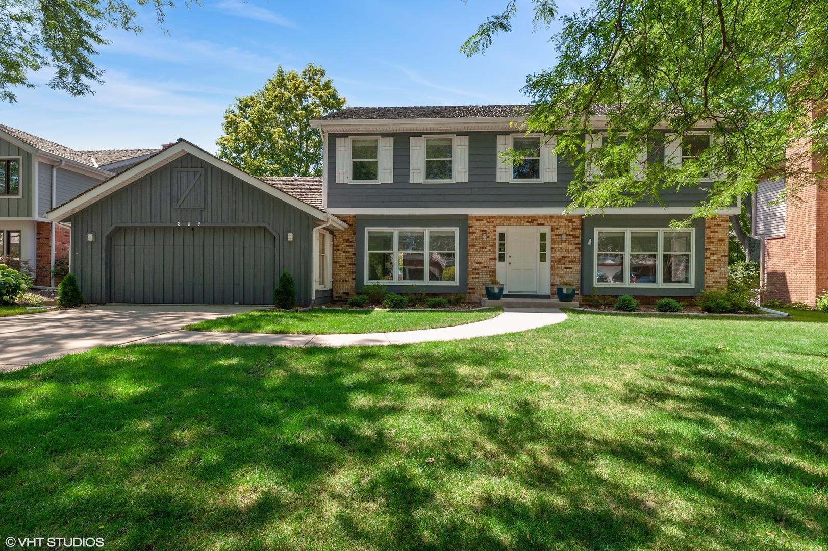 829 Paddock Lane, Libertyville, Illinois