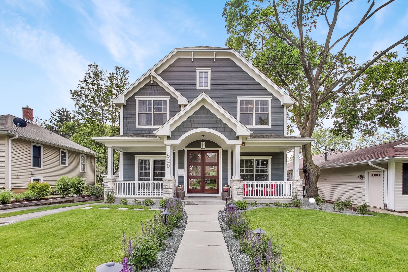 520 South Division Street, South Barrington, Illinois 4 Bedroom as one of Homes & Land Real Estate