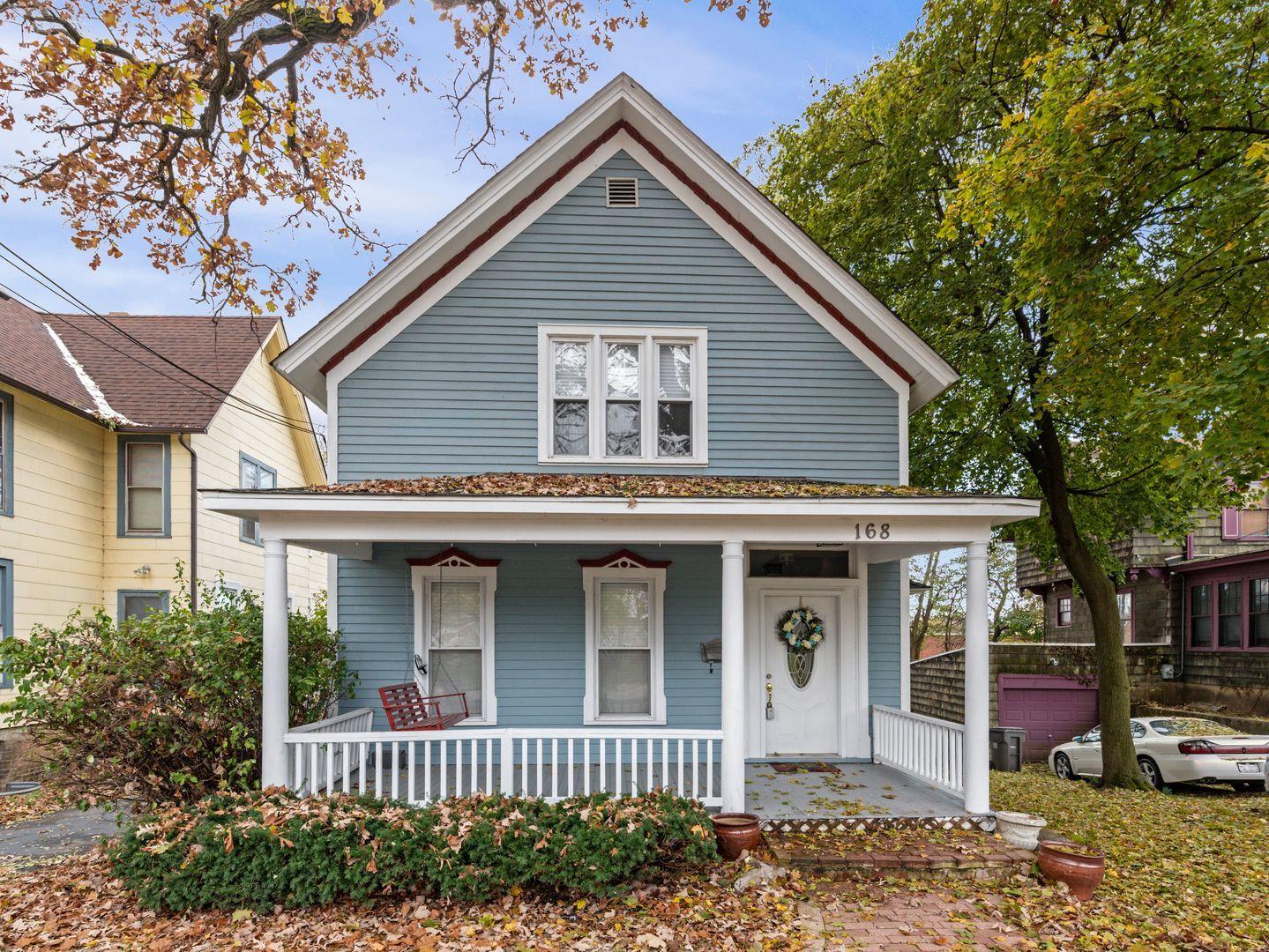 168 Villa Street, Elgin, Illinois