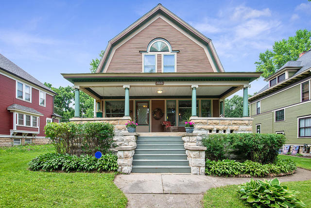 613 Buell Avenue, one of homes for sale in Joliet