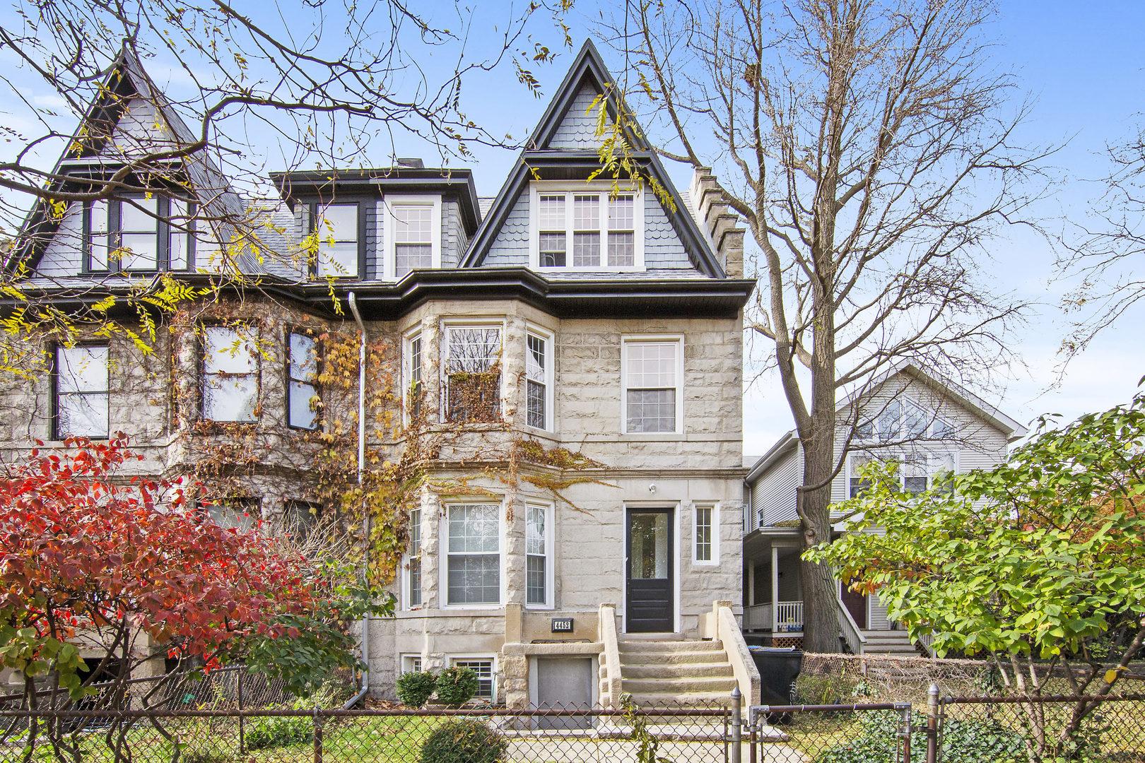 4452 North Hermitage Avenue, Chicago Uptown, Illinois