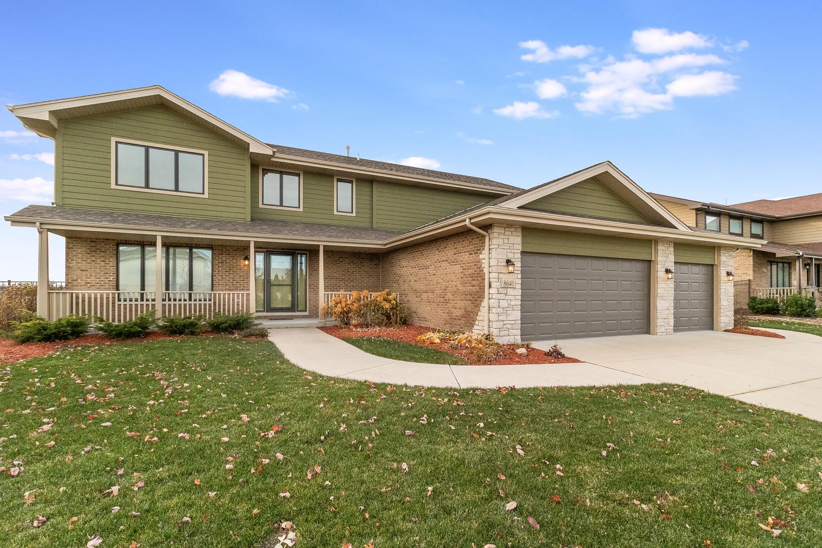 8641 FAIRFIELD Lane, Tinley Park, Illinois