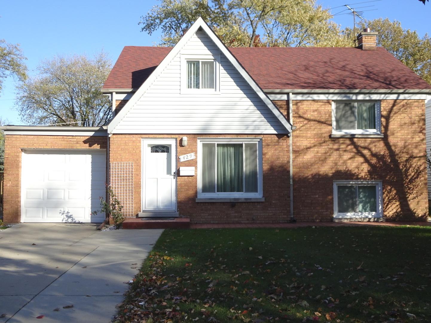 429 South Gilbert Avenue, La Grange in Cook County, IL 60525 Home for Sale
