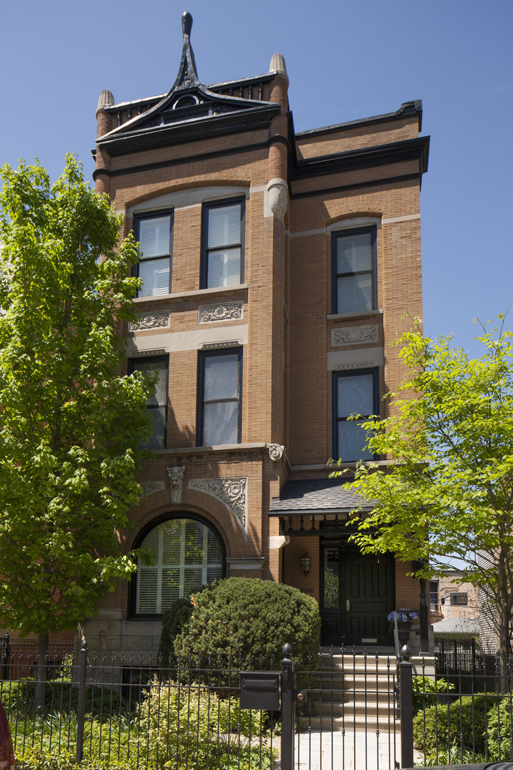 2046 North Clifton Avenue, Chicago-Near West Side, Illinois