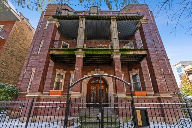4436 North Clifton Avenue, Chicago Uptown, Illinois