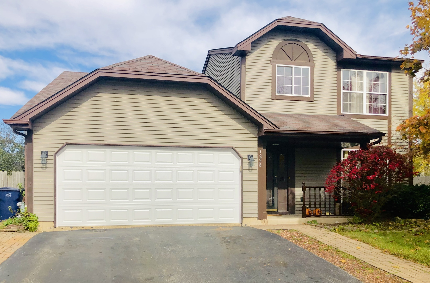 One of Elgin 3 Bedroom Homes for Sale at 1228 Basswood Court