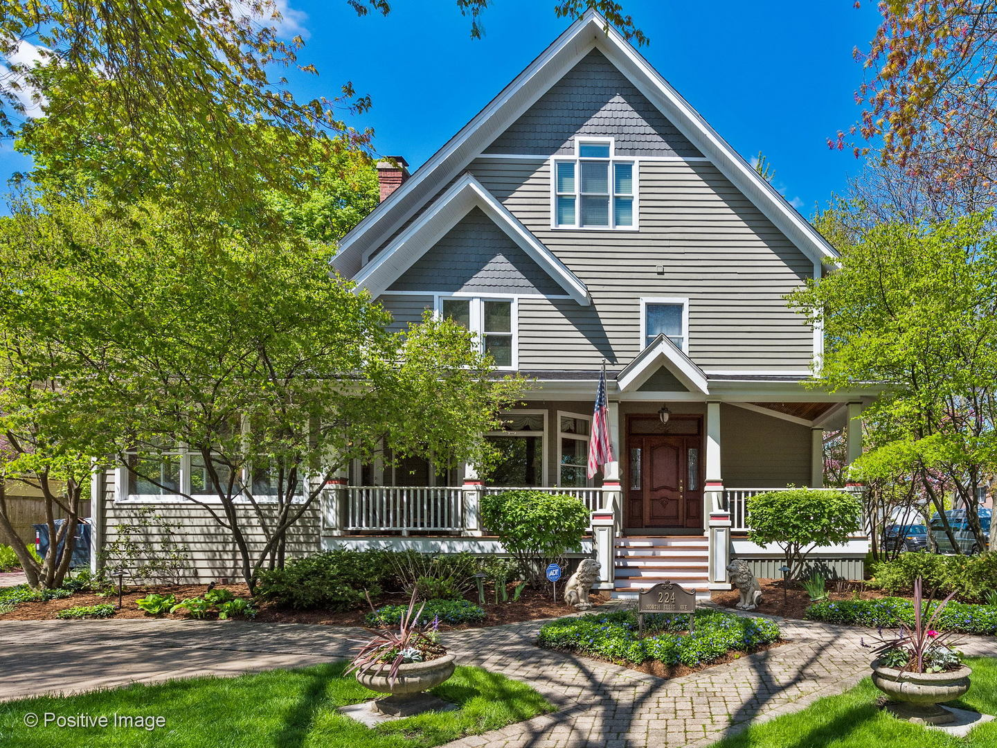 224 North Ellis Avenue, one of homes for sale in Wheaton