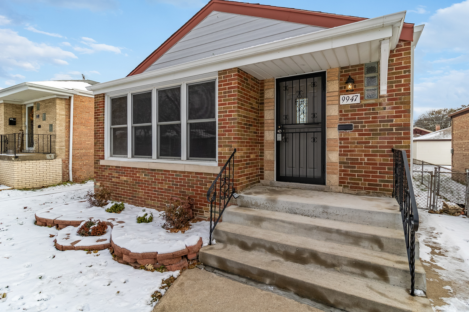 9947 South Fairfield Avenue, Beverly-Chicago, Illinois