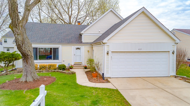 427 North WALNUT Lane, Schaumburg in Cook County, IL 60194 Home for Sale