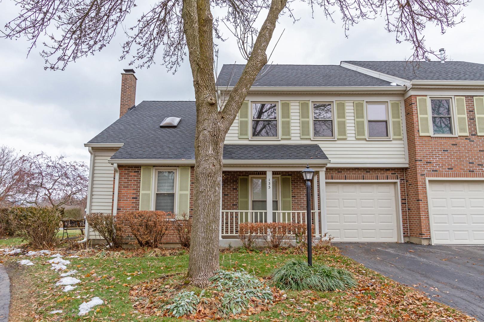 133 Bright Ridge Drive, Schaumburg in Cook County, IL 60194 Home for Sale