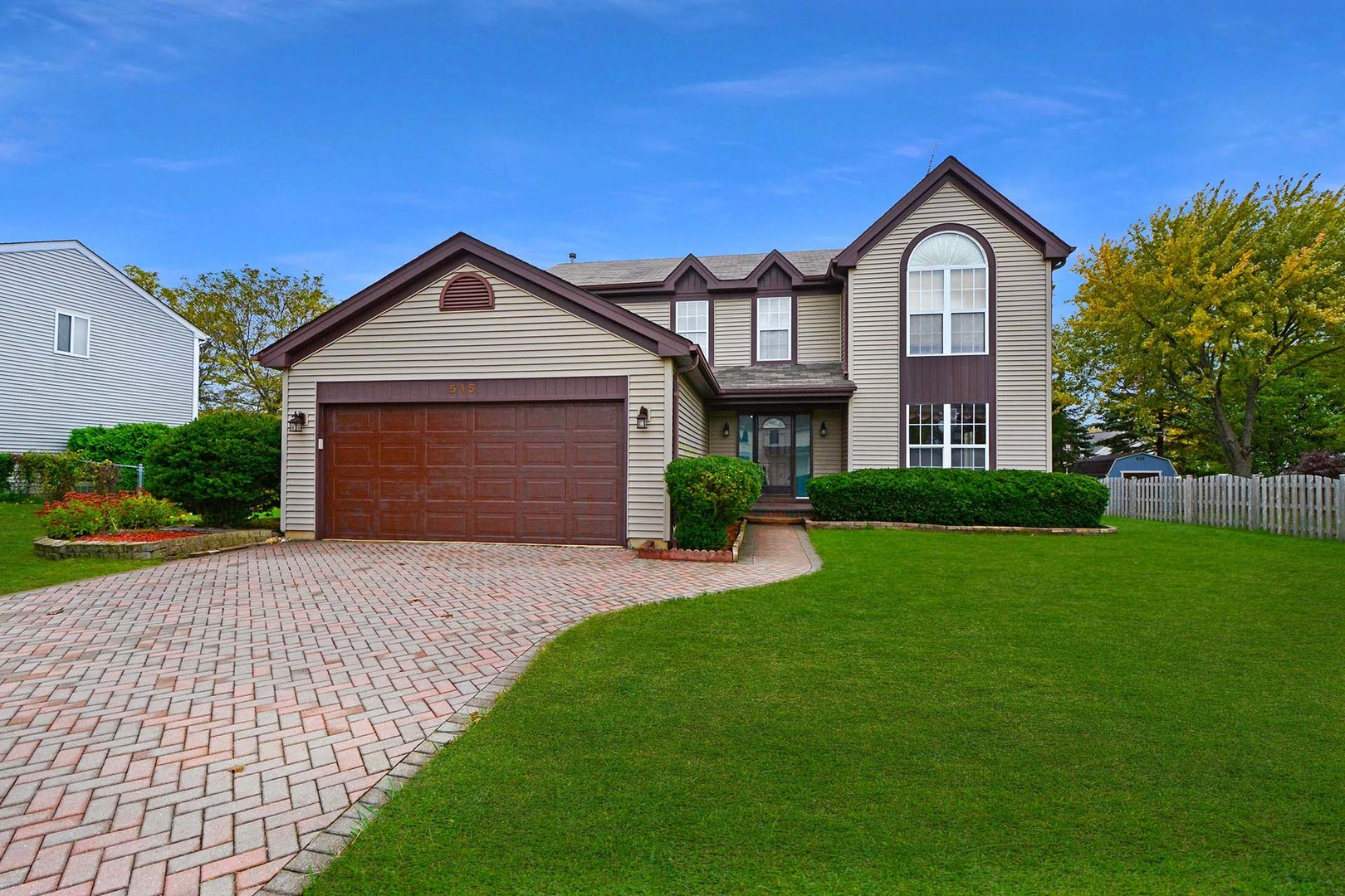 One of Lake Zurich 4 Bedroom Homes for Sale at 515 Waterford Drive