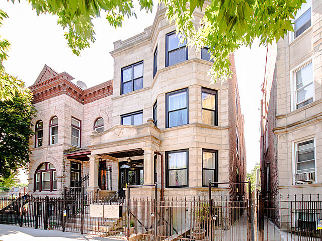 1450 North Fairfield Avenue, Bucktown in Cook County, IL 60622 Home for Sale