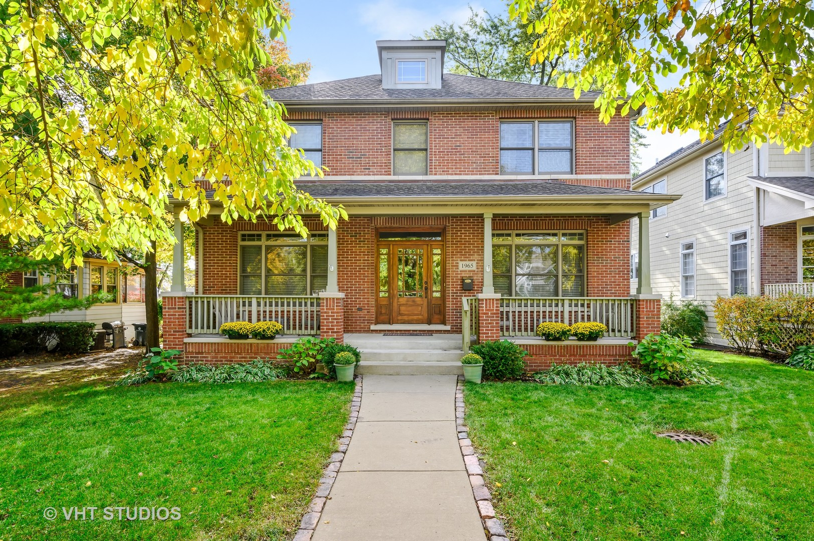 One of Glenview 5 Bedroom Homes for Sale at 1965 Prairie Street