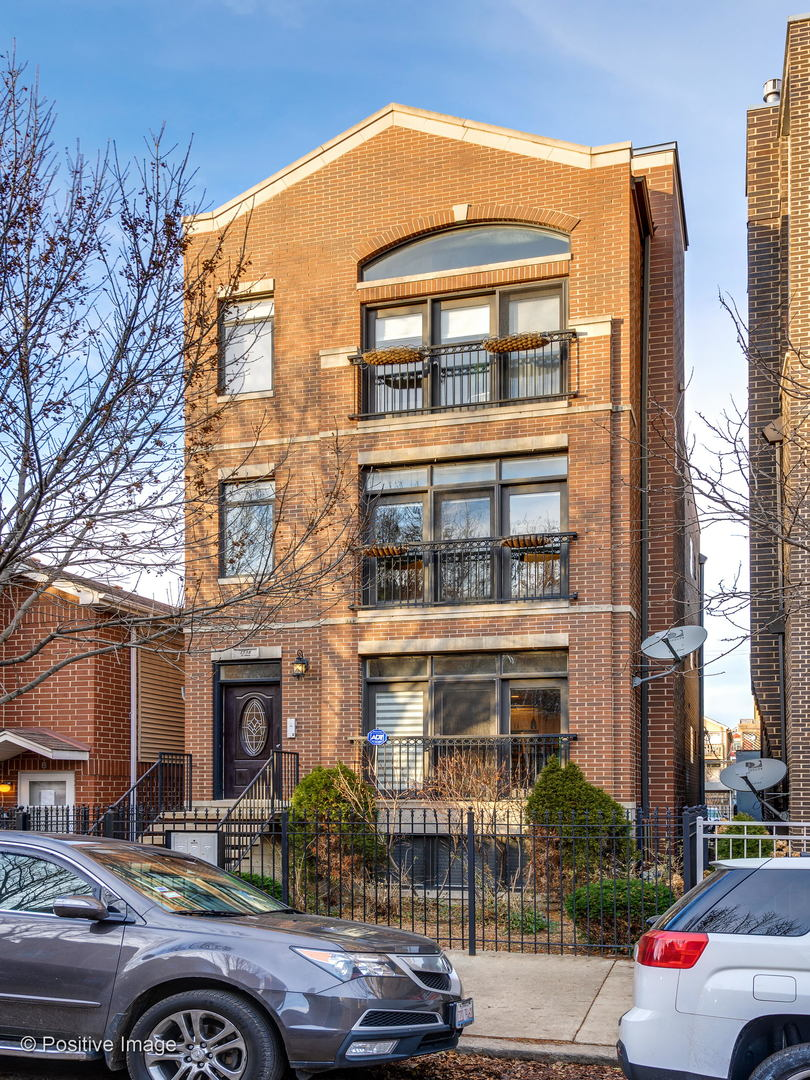 1538 West Walton Street, Bucktown in Cook County, IL 60642 Home for Sale