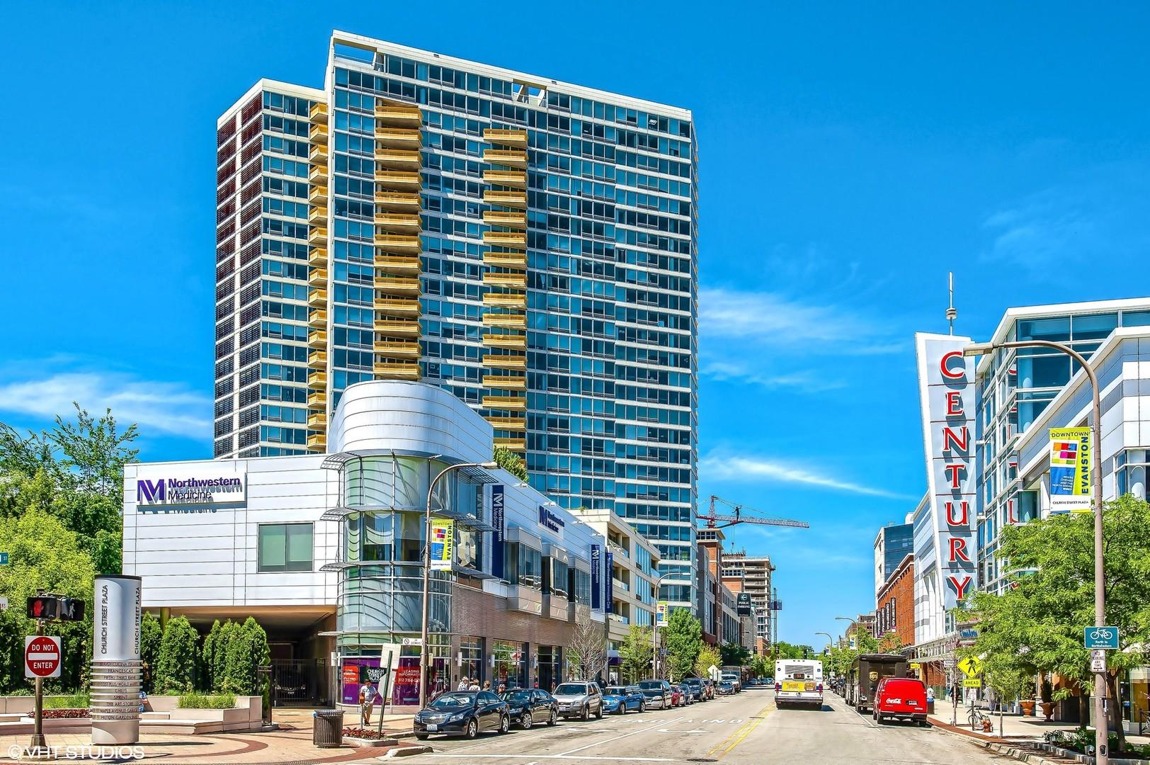 1720 Maple Avenue, Evanston, Illinois