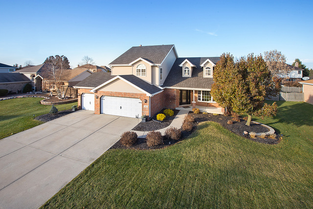 1023 Yamma Ridge, New Lenox, Illinois