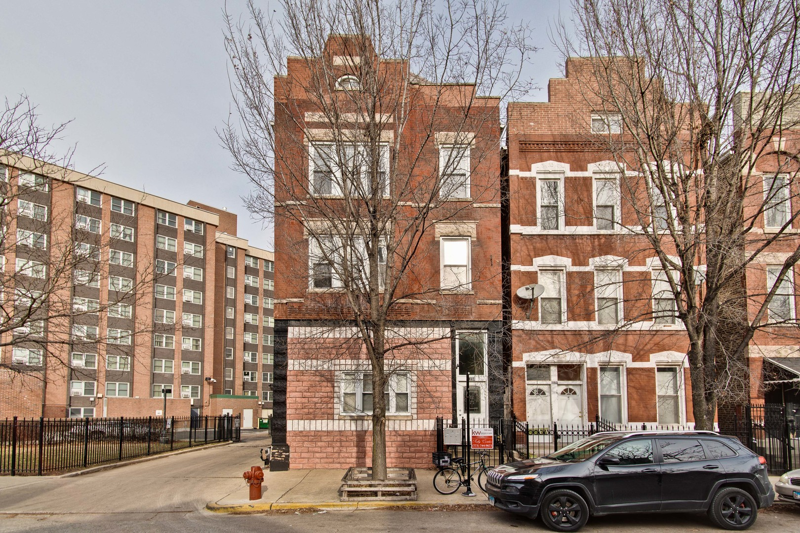 1154 West 17th Street, Chicago-Near West Side, Illinois