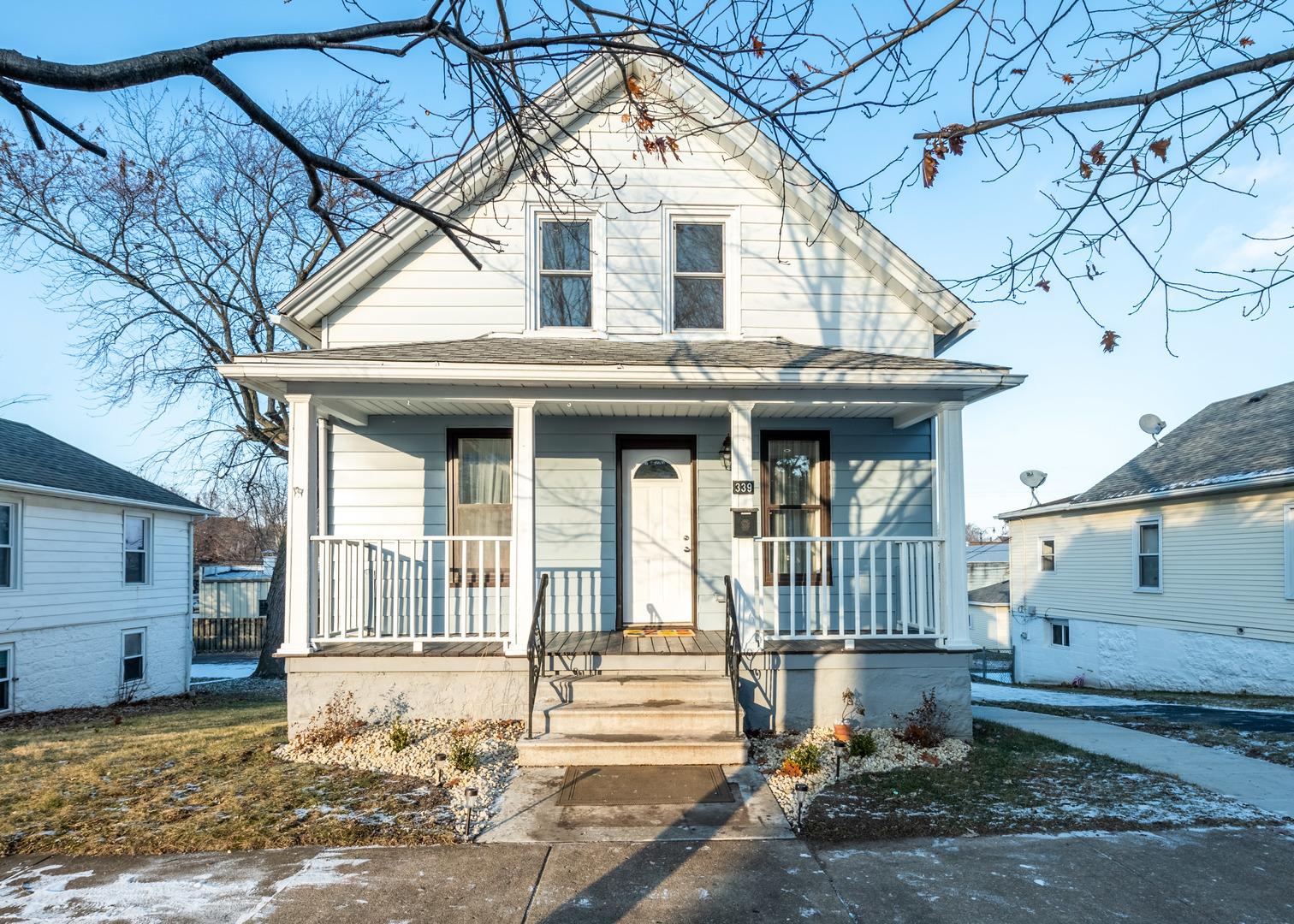 339 Marble Street, Joliet, Illinois
