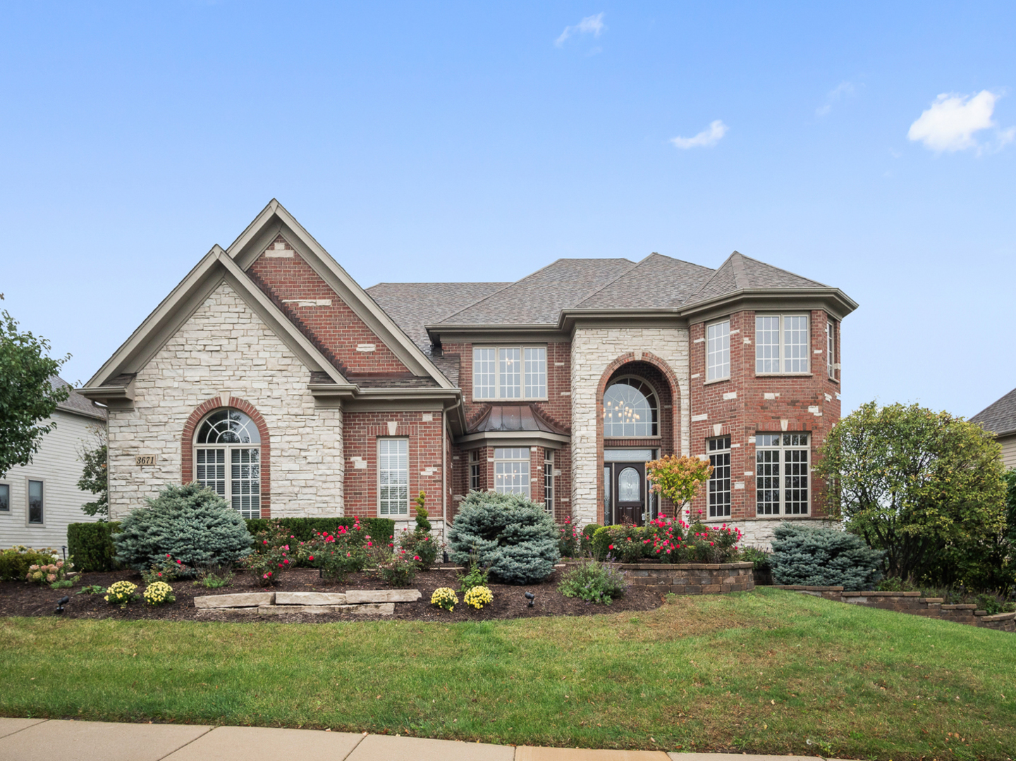 3671 Peregrine Way, Elgin in Kane County, IL 60124 Home for Sale