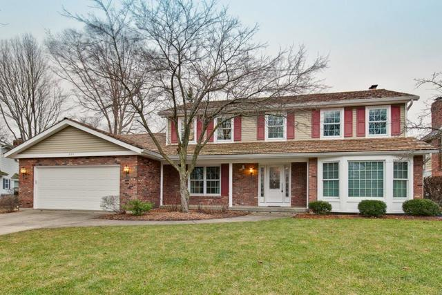 One of Libertyville 5 Bedroom Homes for Sale at 805 Paddock Lane