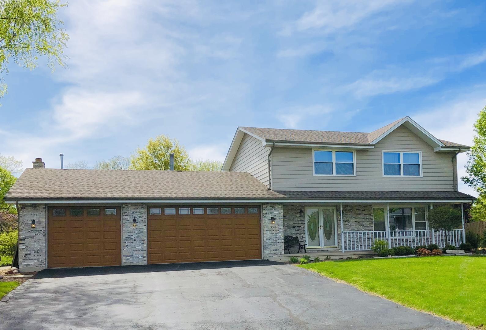 3316 Edgecreek Drive, New Lenox, Illinois