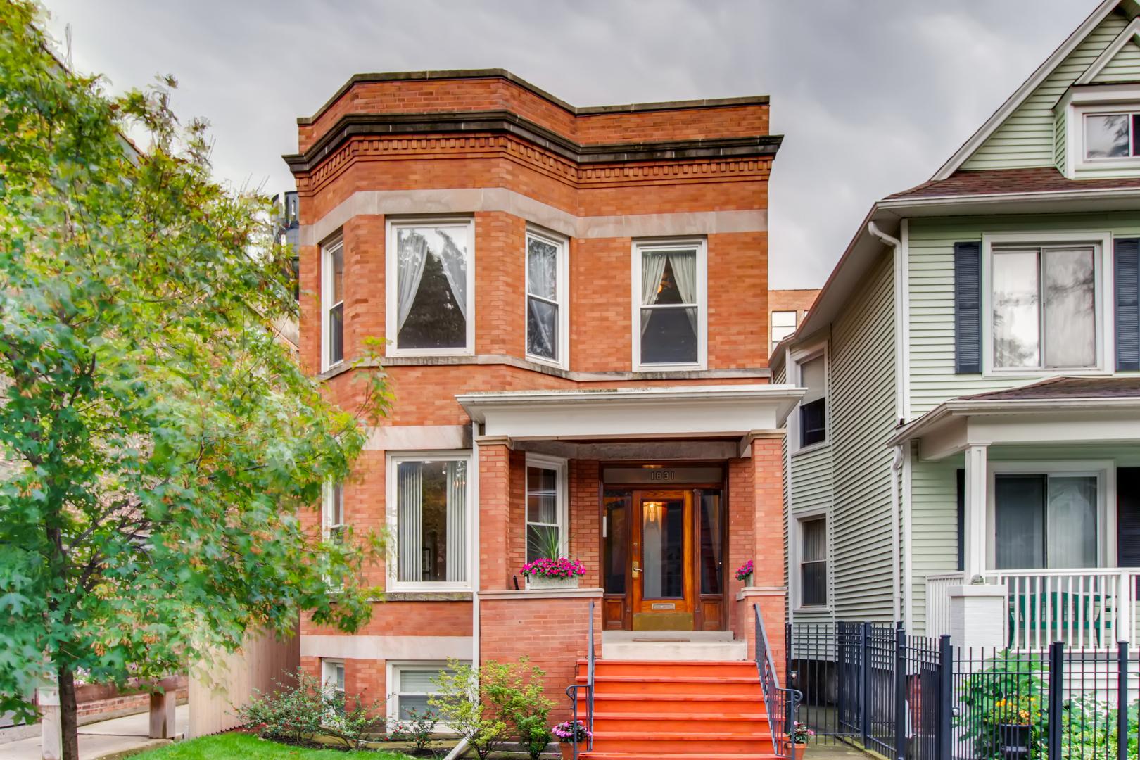 1831 West Newport Avenue, Chicago North Center, Illinois