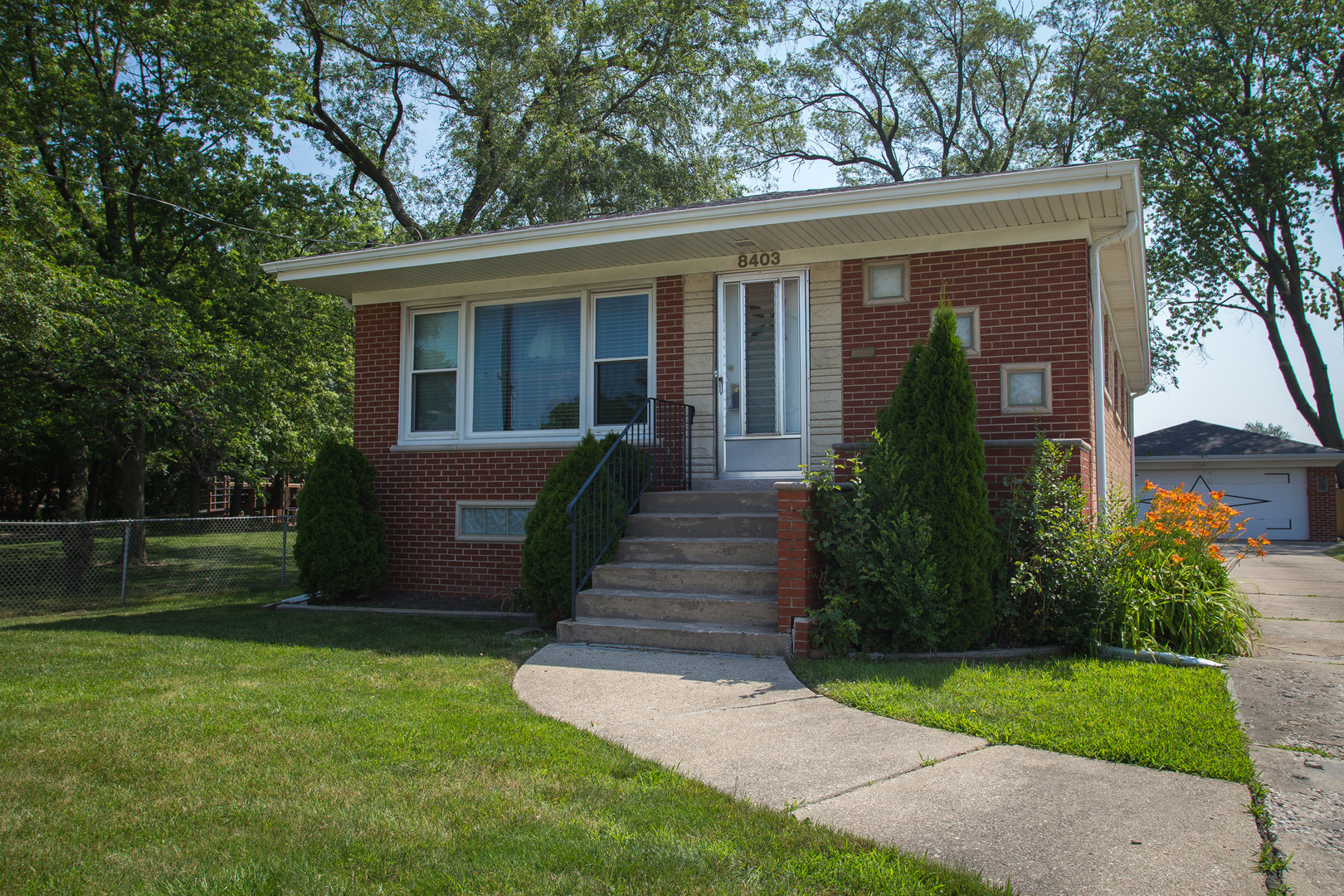 8403 North Greenwood Avenue, Niles in Cook County, IL 60714 Home for Sale
