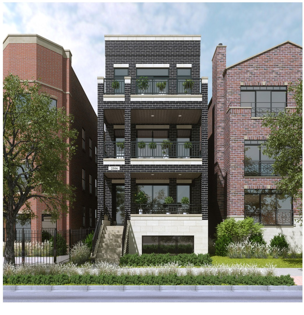 2506 North Southport Avenue, Chicago-Near West Side, Illinois