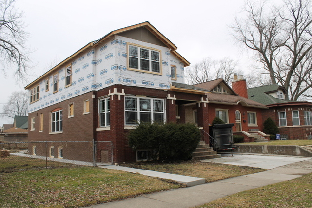 9124 South Bell Avenue, Beverly-Chicago, Illinois