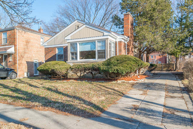 9845 South Claremont Avenue, Beverly-Chicago, Illinois