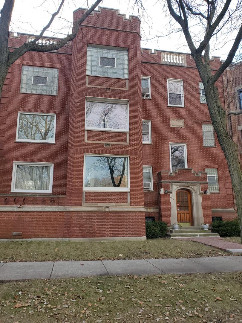 825 East Drexel Square, Hyde Park, Illinois