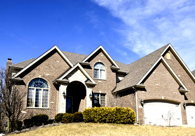 One of Orland Park 5 Bedroom Homes for Sale at 10910 Sheridans Trail