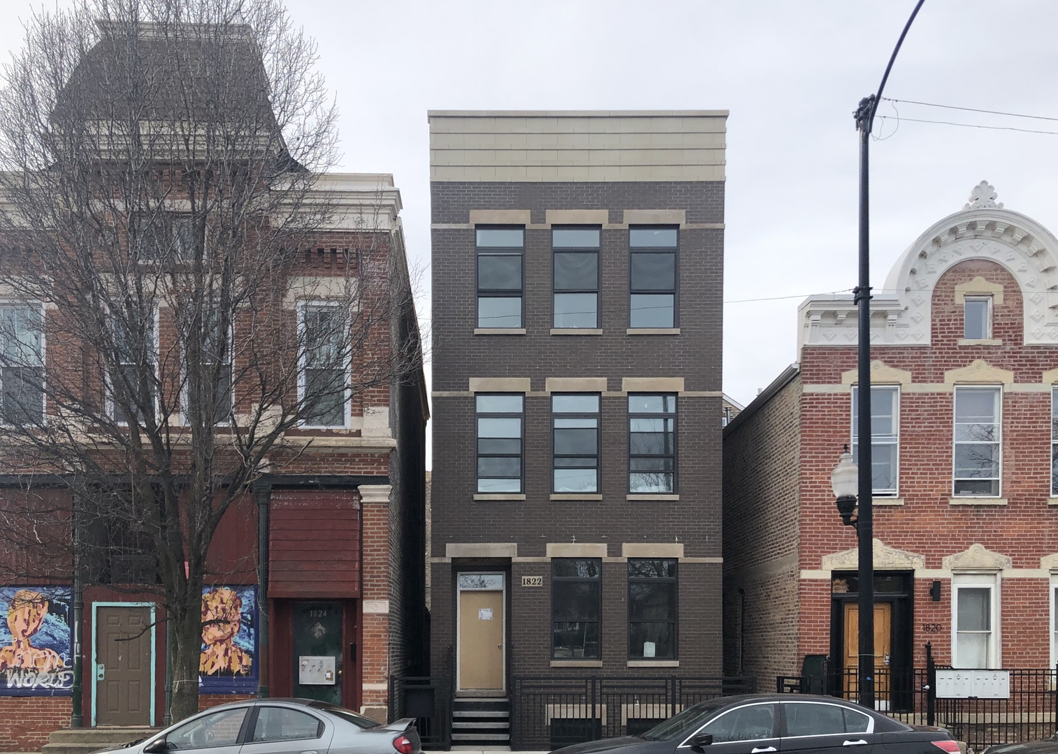 1822 South Throop Street, Chicago-Near West Side, Illinois