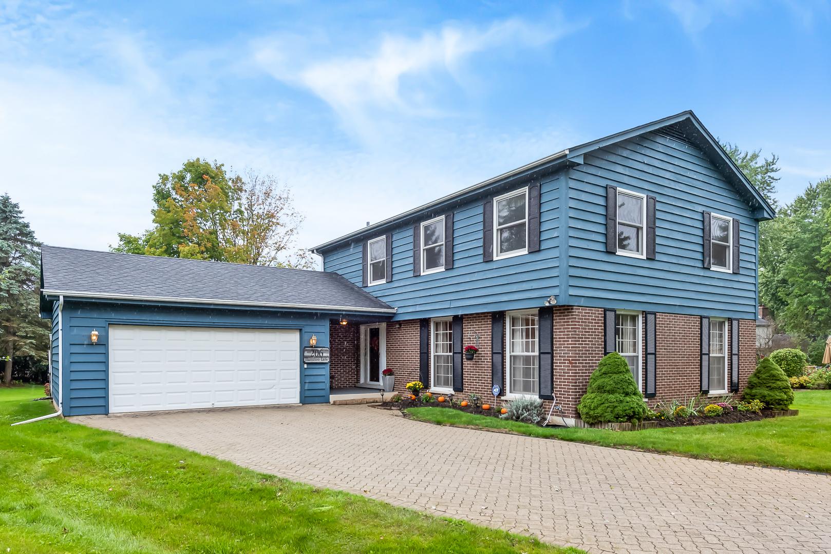 206 Hamilton Lane, Wheaton in Du Page County, IL 60189 Home for Sale