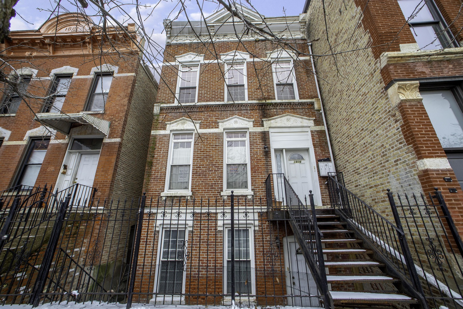 1916 South Throop Street, Chicago-Near West Side, Illinois