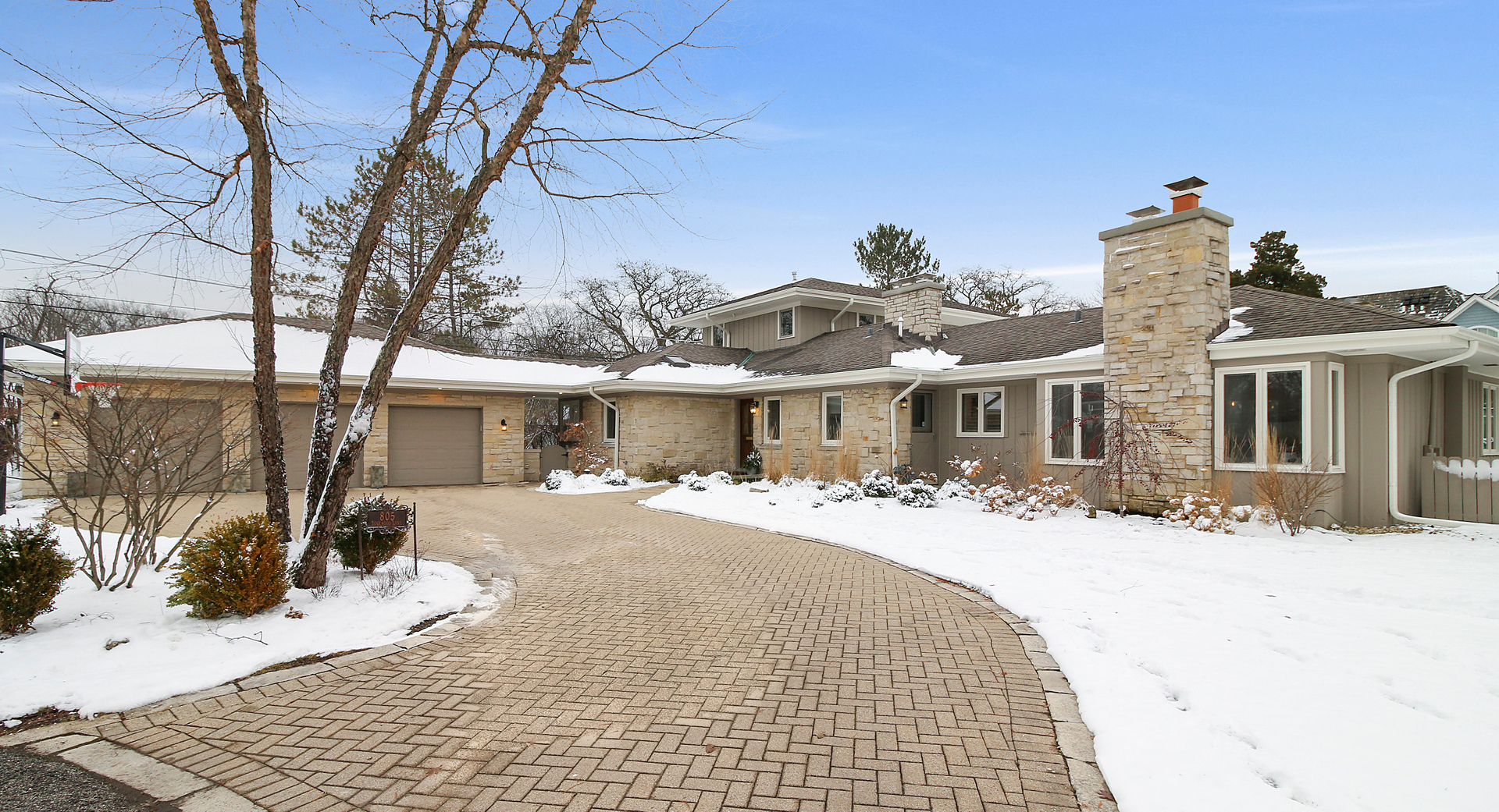 805 Edgewood Lane, Glenview, Illinois