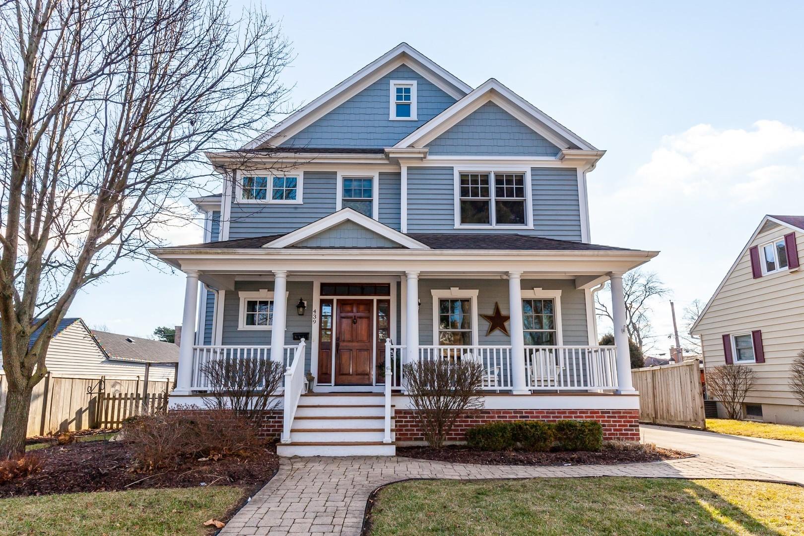 439 Grant Street, Downers Grove, Illinois